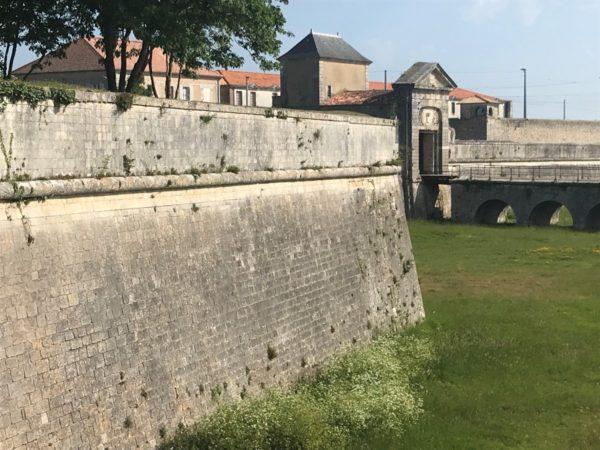 La citadelle de Saint-Martin de Ré