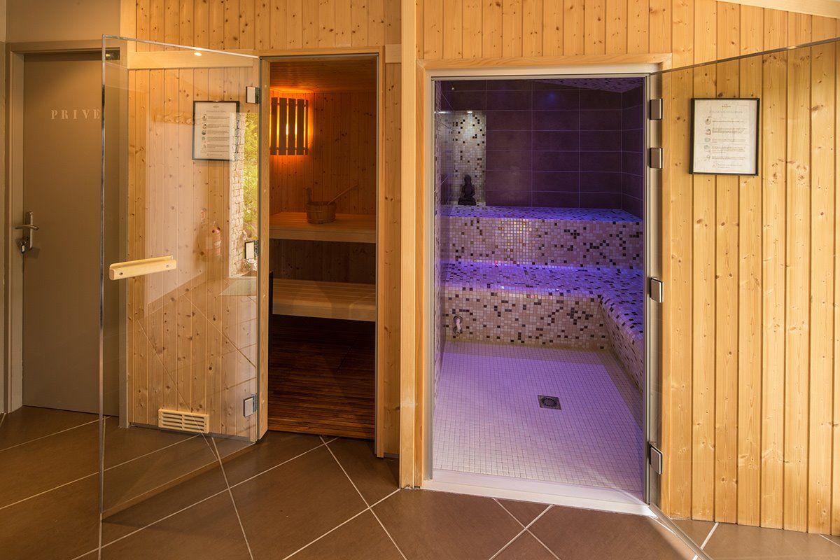 Hamman et sauna sur l'ile de Ré