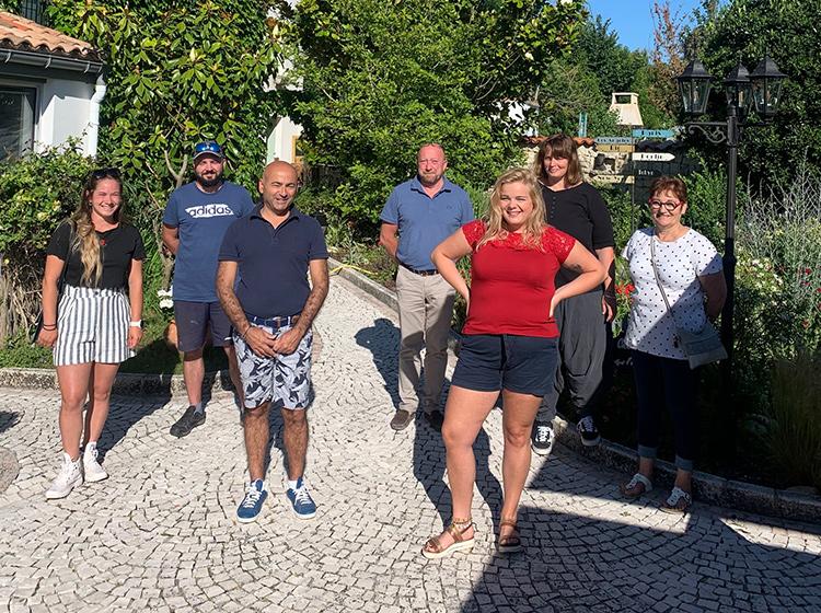 Hotel Peu Breton Team 2020