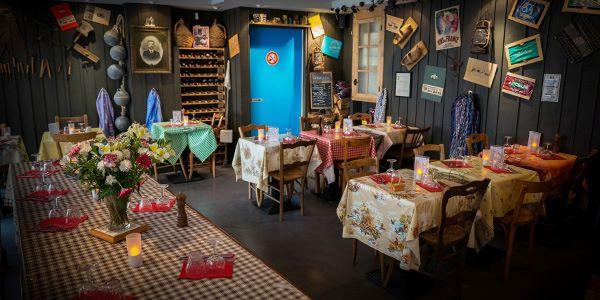 Restaurant Ile de Ré